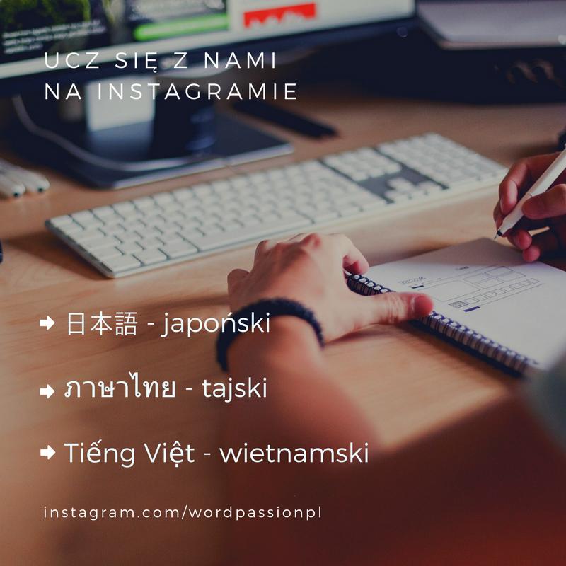 Ucz się z nami na Instagramie